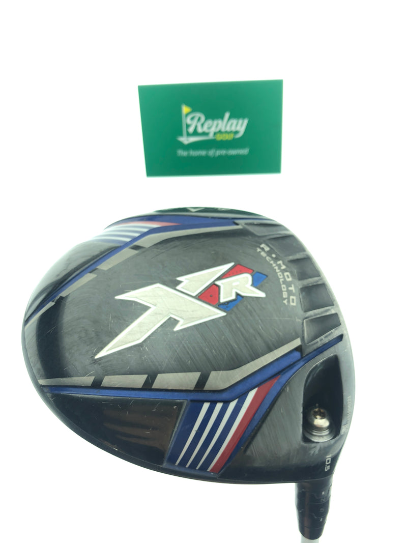 Callaway XR Driver / 10.5 Degrees / Fubuki Z50 Stiff Flex - Replay Golf