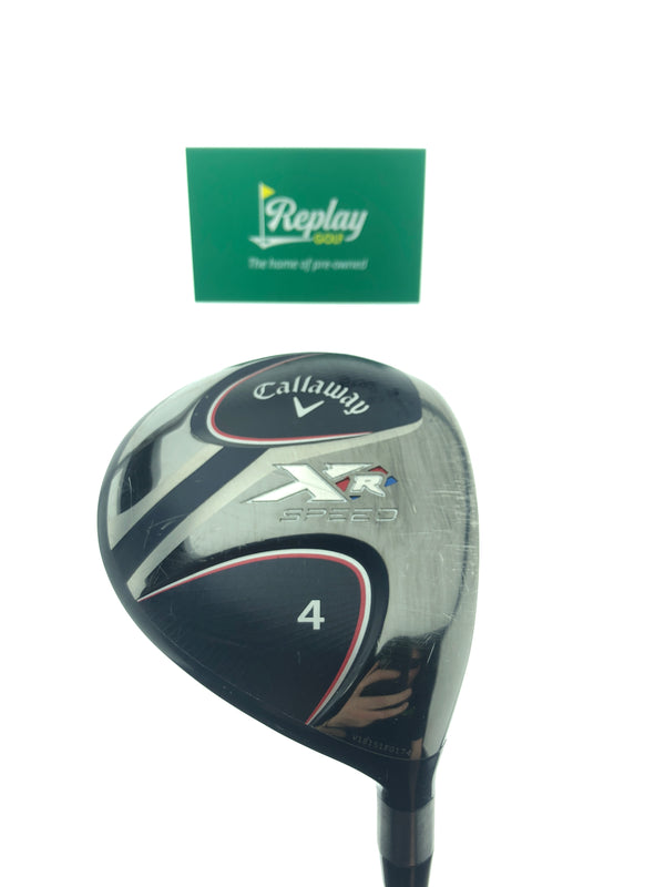 Callaway XR Speed 4 Wood / 17 Degrees / HZRDUS T800 5.5 65G Regular Flex