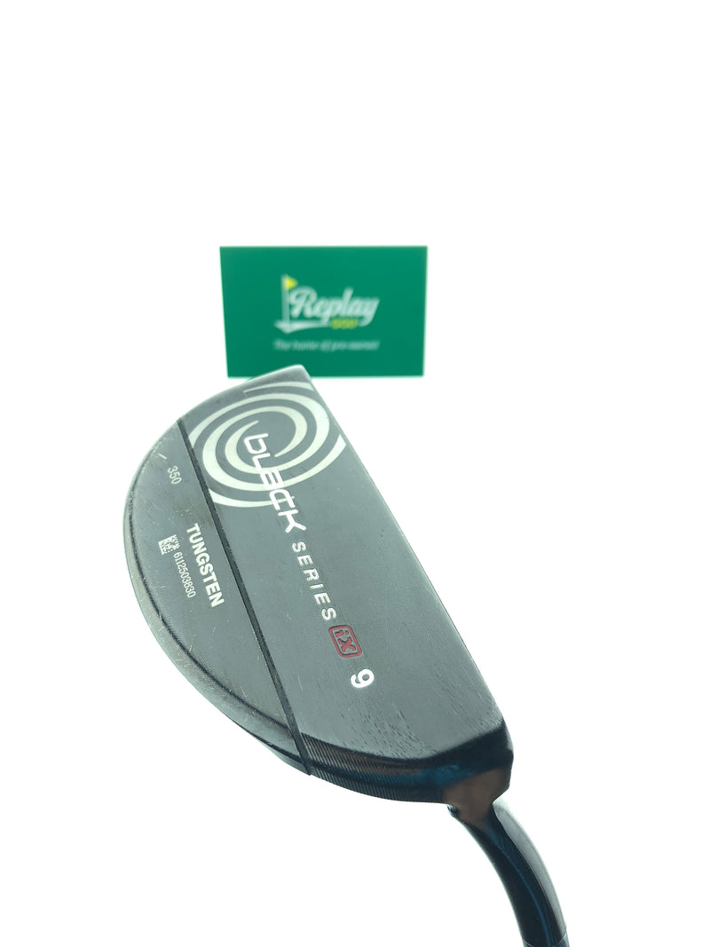 Odyssey Black ix 9 Putter / 34 Inch - Replay Golf