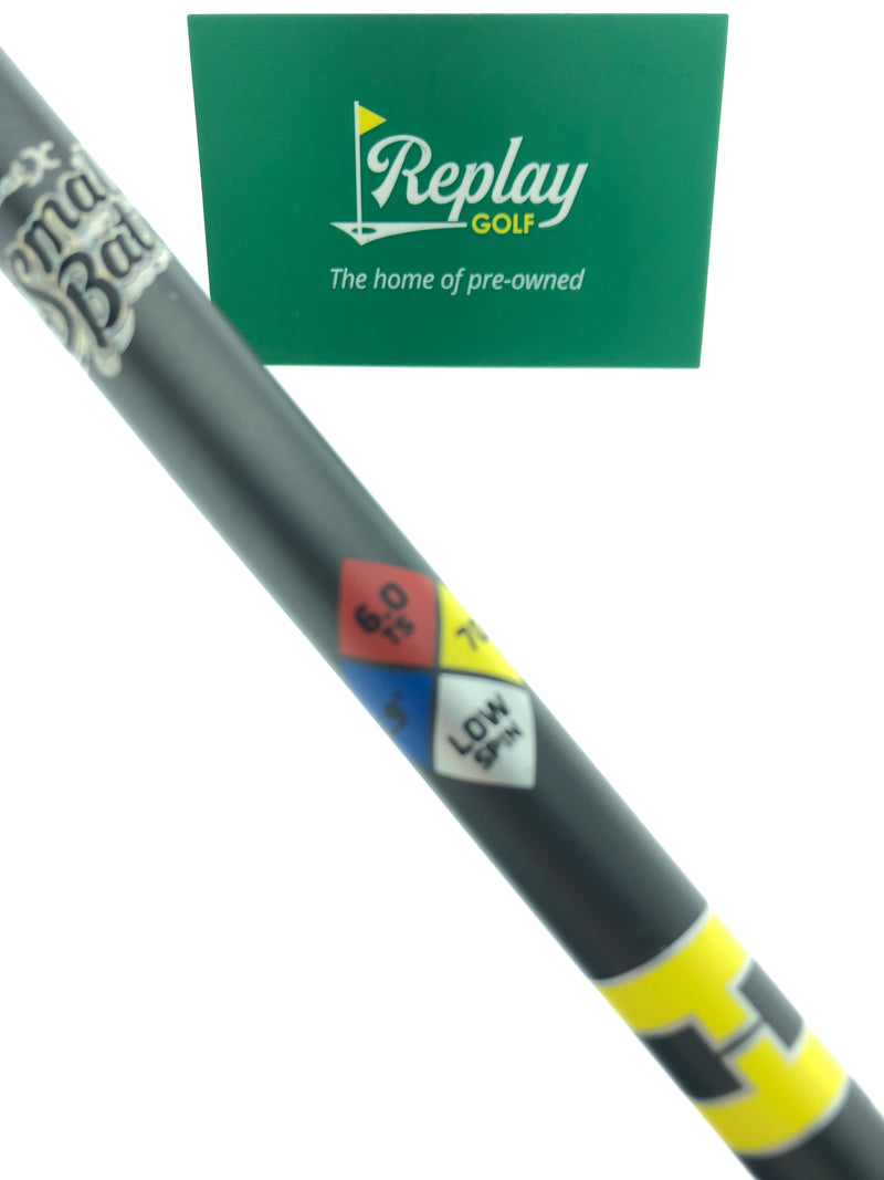 Project X SMALL BATCH HZRDUS 6.0 TS Fairway Shaft / Tour Stiff Flex / PXG Tip - Replay Golf