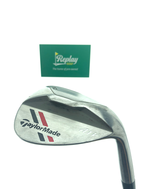TaylorMade ATV Lob Wedge / 60 Degrees / Steel Wedge Flex