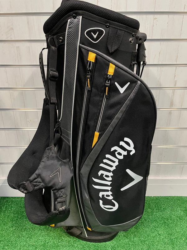 Callaway Warbird Stand Bag / 6 Way Divider - Replay Golf