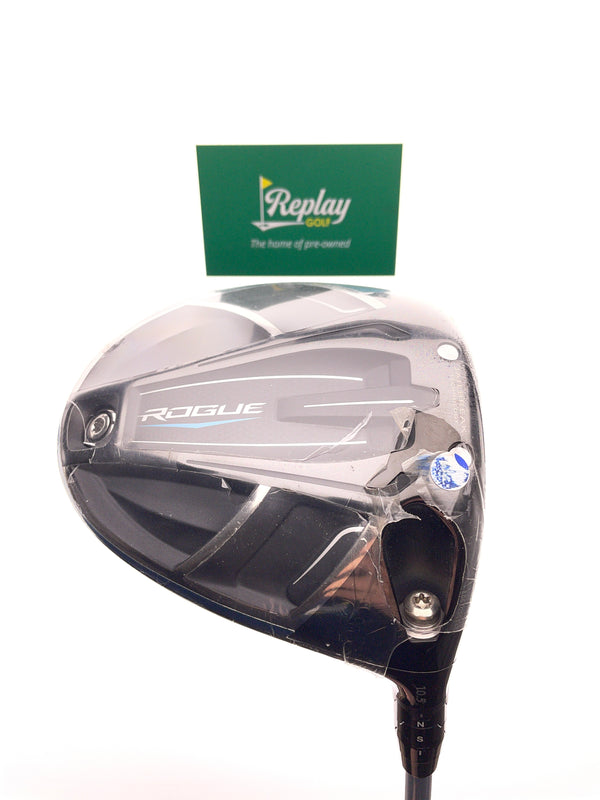 Callaway Rogue Driver / 10.5 Degrees / HZRDUS T800 6.0 Stiff Flex - Replay Golf