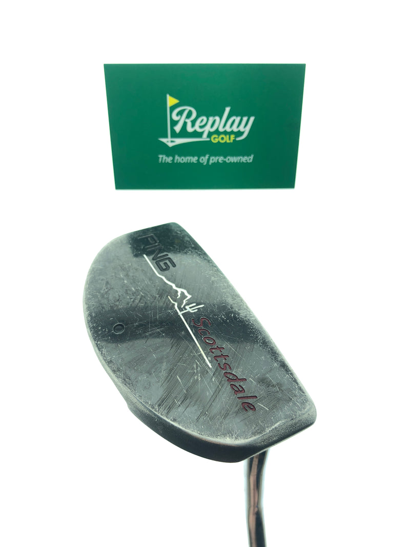 Ping Scottsdale Half Pipe Putter / 27 Inch / JUNIOR PUTTER - Replay Golf