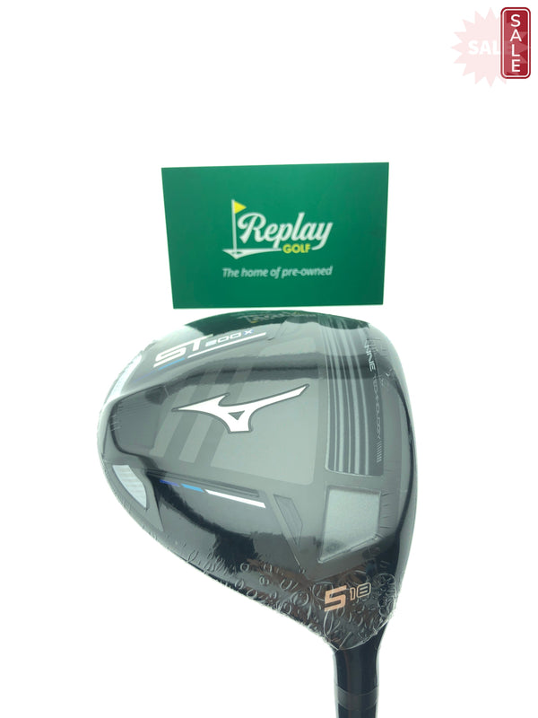 Mizuno ST200X 5 Fairway Wood / 18 Degrees / Bassara E42 Ladies Flex - Replay Golf