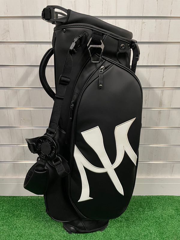 Miura Black Stand 2.0 Bag / 6 Way Divider - Replay Golf