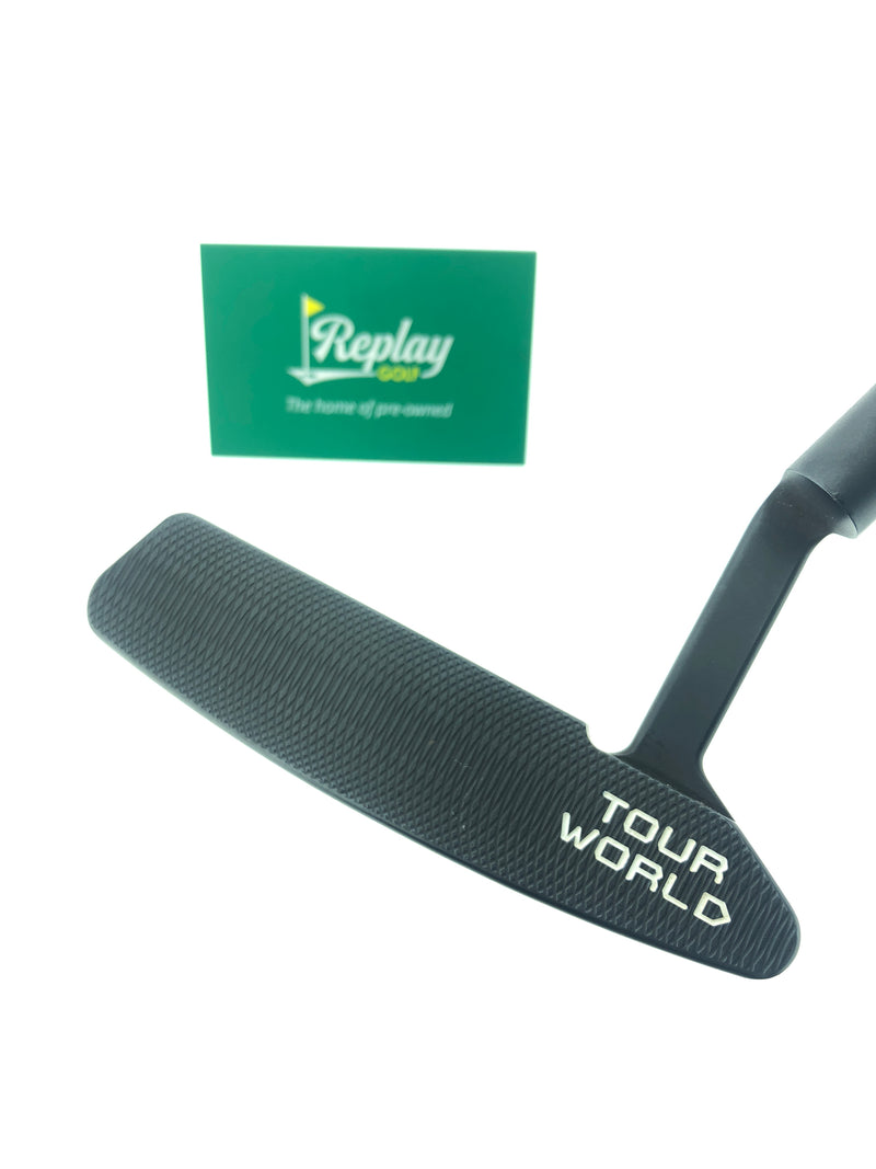 Honma TW-PT Blade Putter / 34 Inch - Replay Golf