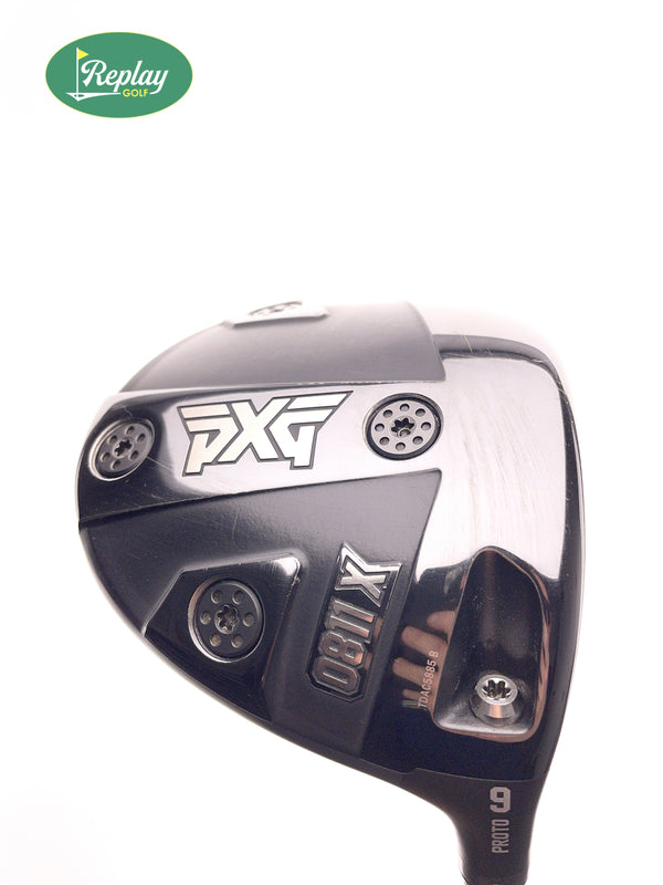 PXG 0811 X PROTO Driver / 9.0 Degrees / Kuro Kage 55 S Stiff Flex - Replay Golf
