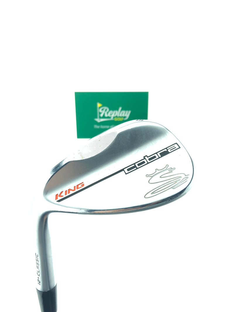 Cobra King Sand Wedge / 56 Degree / Dynamic Gold S200 Stiff Flex / LEFT HAND - Replay Golf