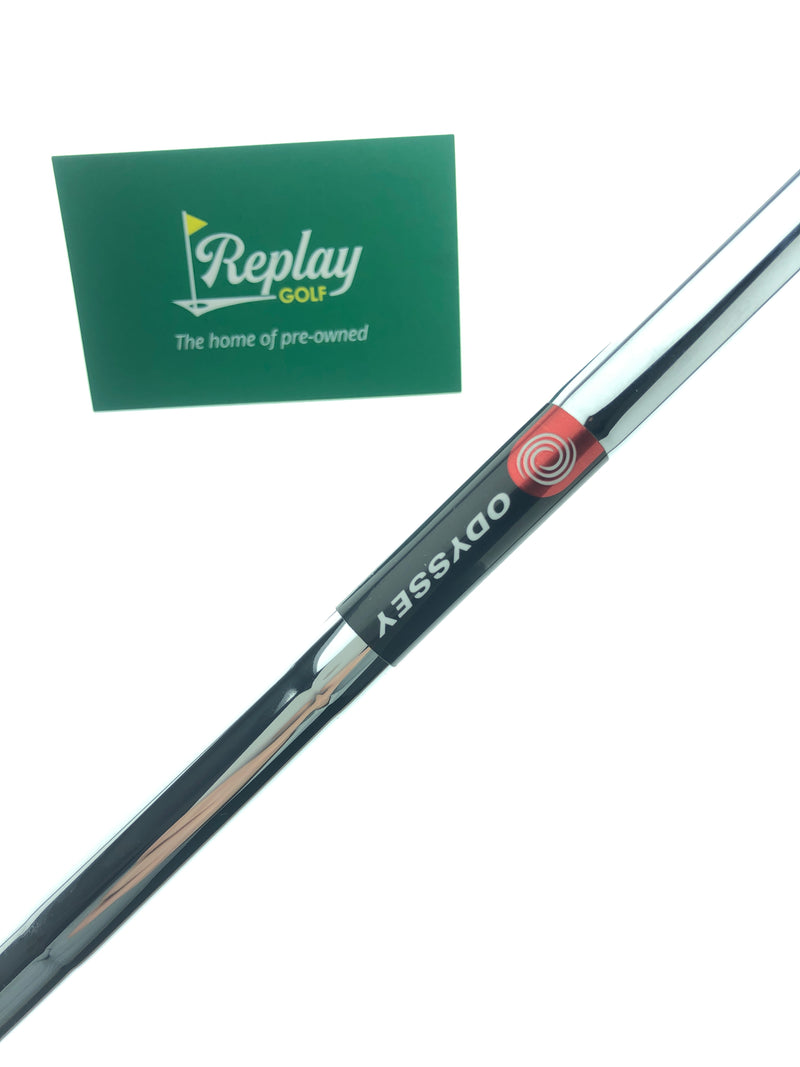 Odyssey O Works Red R Line Putter / 34 Inch - Replay Golf