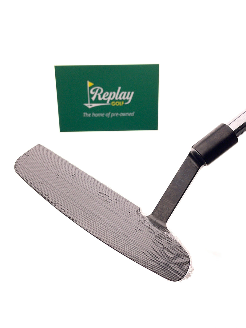 NEW Mizuno M-Craft Black 2 Putter / 34 Inch - Replay Golf