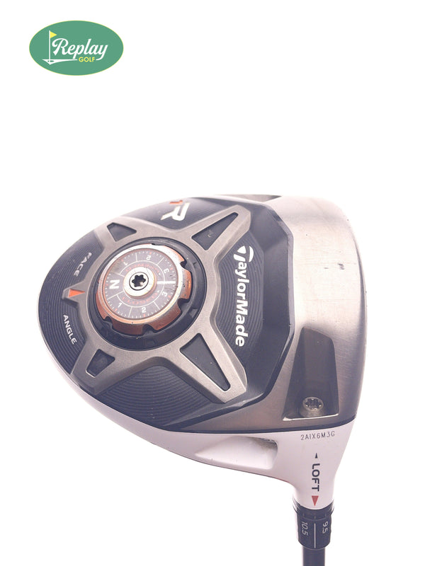 TaylorMade R1 Driver / 10 Degrees / RIP Phenom 55g R Regular Flex - Replay Golf