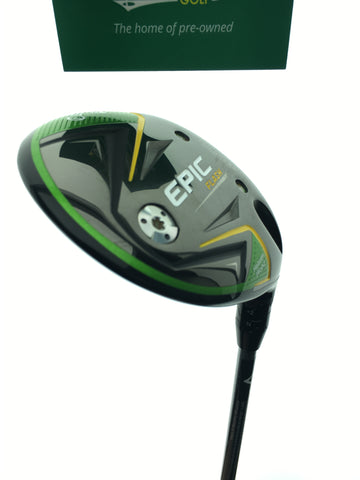 Callaway EPIC Flash 7 Heaven Wood Fairway / 20 Degree / Project X Evenflow A Flex - Replay Golf
