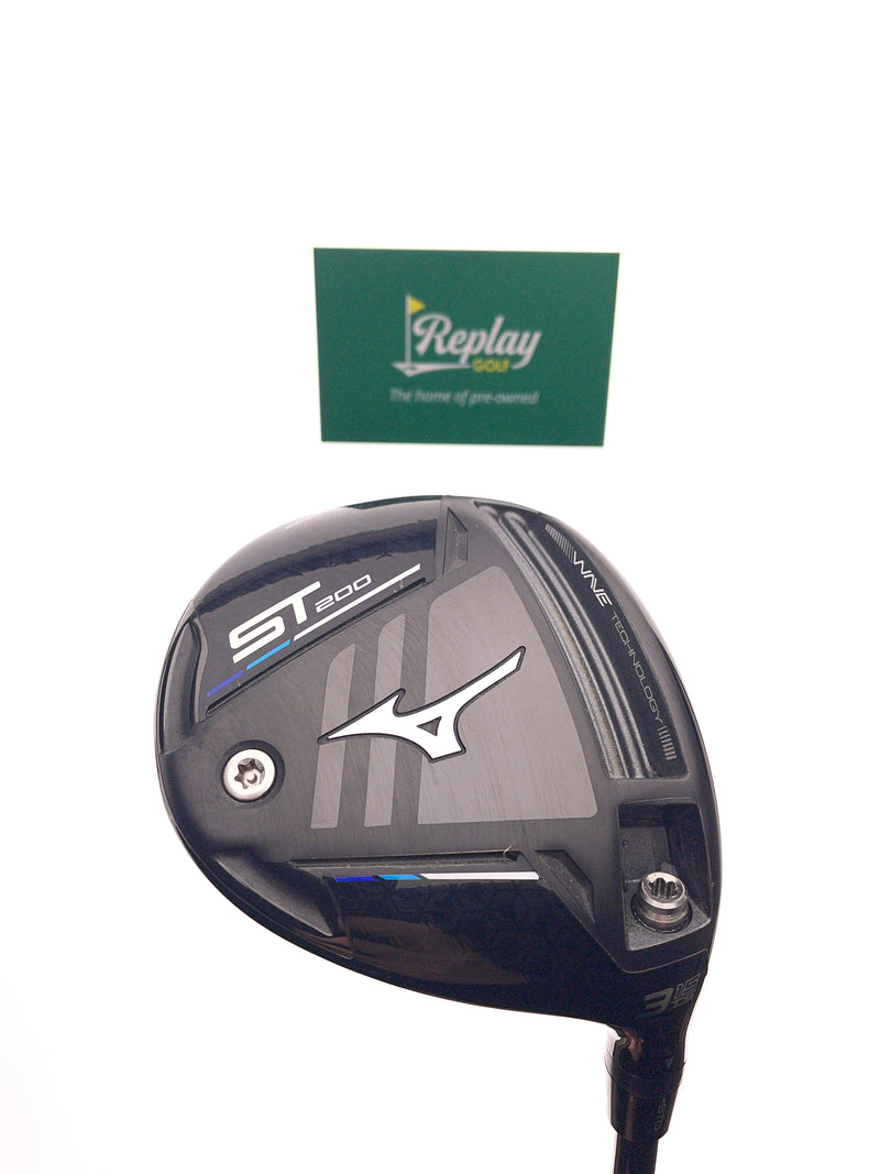Mizuno ST 200 TS 3 Fairway Wood / 15 Degrees / Diamana D+70 Stiff Flex - Replay Golf