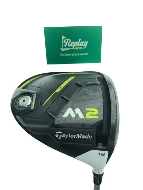 TaylorMade Ladies 2017 M2 Driver / 12.0 Degrees / REAX 45 Ladies Flex - Replay Golf