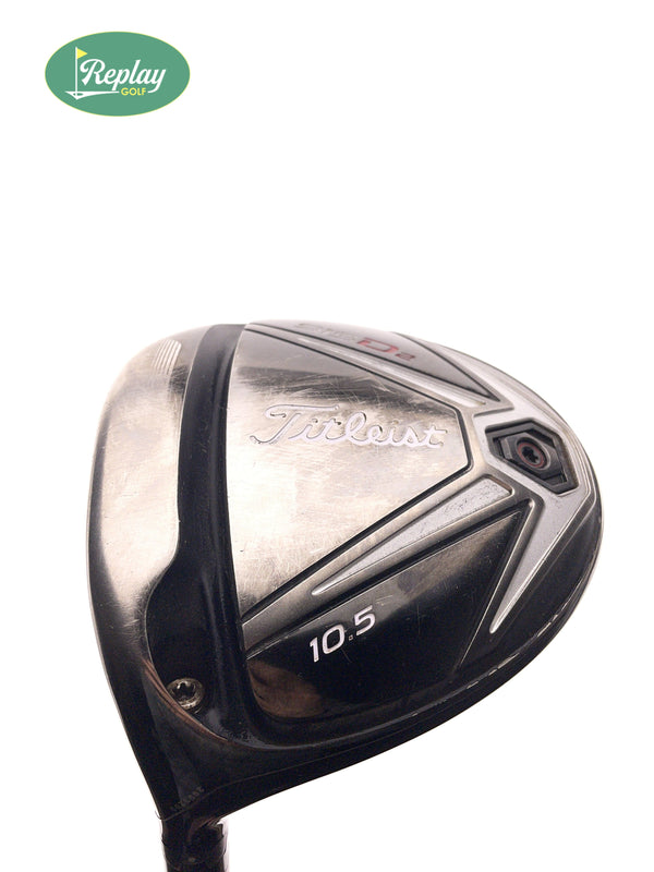 Titleist 915 D2 Driver / 10.5 Degrees / Diamana S+ 60 Regular Flex / LEFT HANDED - Replay Golf