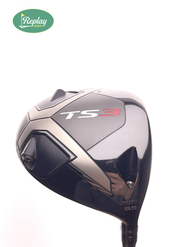 Titleist TS3 Driver / 8.5 Degrees / Tensei AV Series Blue 55 Stiff Flex - Replay Golf