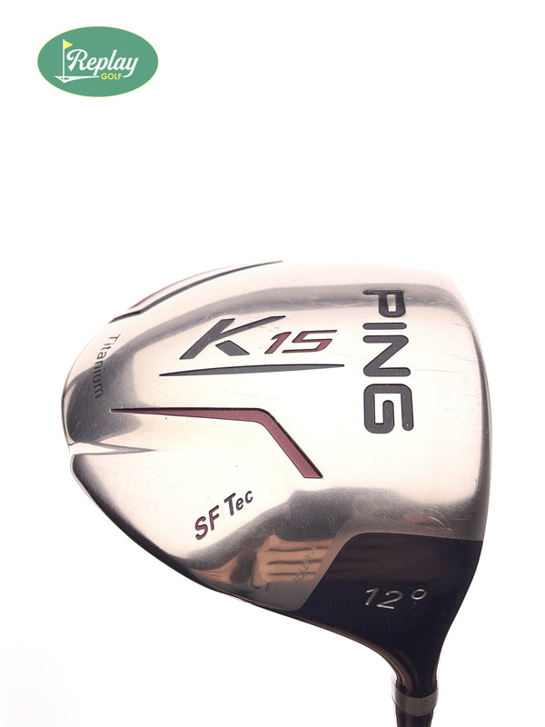 Ping K15 SF Tec Driver / 12 Degree / TFC 149  Soft Regular Flex