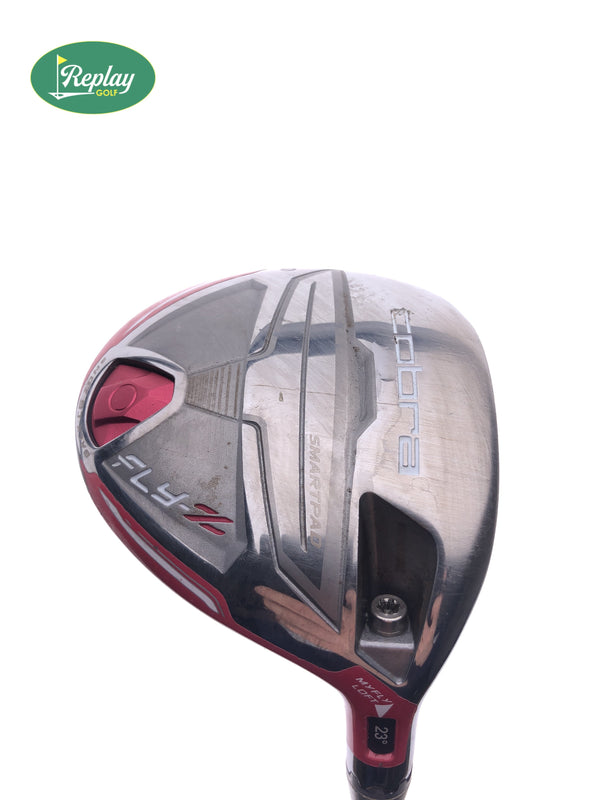 Cobra Fly-Z Womens 5 Fairway Wood / 23 Degrees / Ladies Flex - Replay Golf
