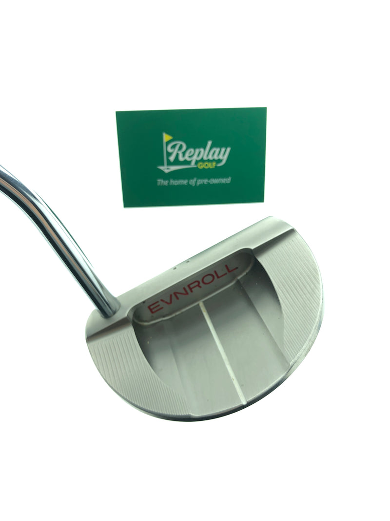 Evnroll ER8 Tour Mallet Putter / 34 Inch - Replay Golf