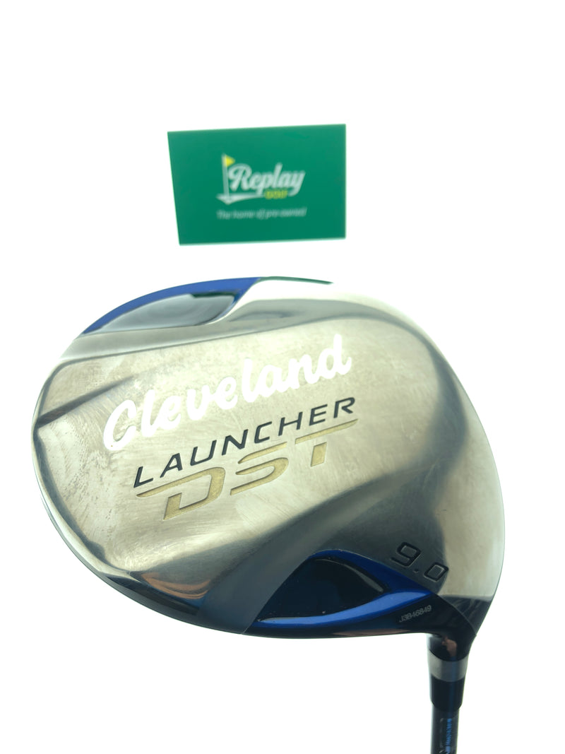 Cleveland Launcher DST Driver / 9.0 Degrees / Diamana 64 VTL Stiff Flex - Replay Golf