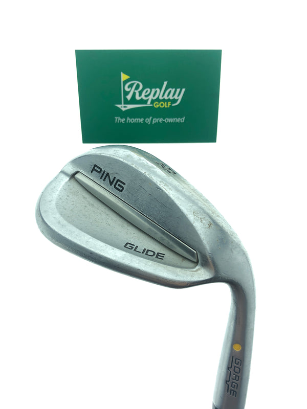 Ping Glide ES Sole Lob Wedge / 58 Degree / Wedge Flex