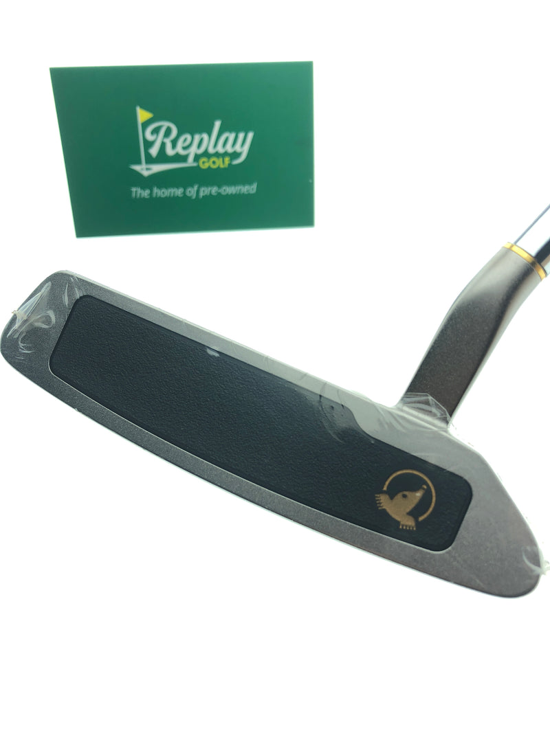 NEW Honma HP-2002 Putter / 34 Inch - Replay Golf