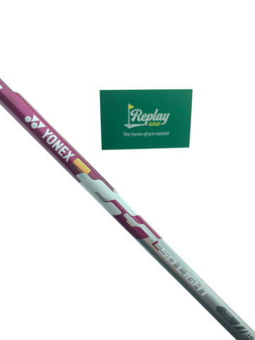 Yonex Ladies Ezone Elite 5 Hybrid / 26 Degrees / Yonex L50 Ladies Flex - Replay Golf