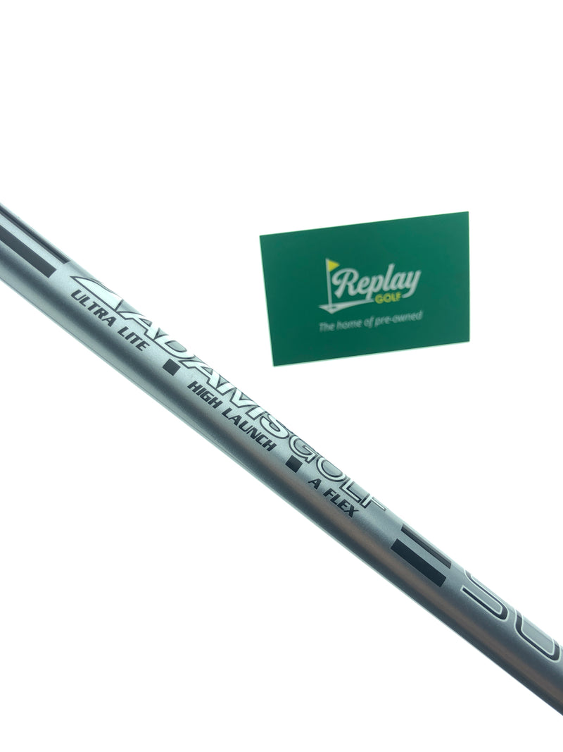 Adams Idea Super S 3 Hybrid / 19 Degrees / Adams A-Flex - Replay Golf