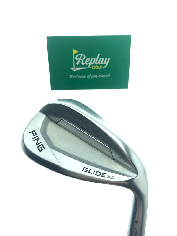 Ping Glide 3.0 Gap Wedge / 52 Degree / Dynmaic Golf X100 X- Flex