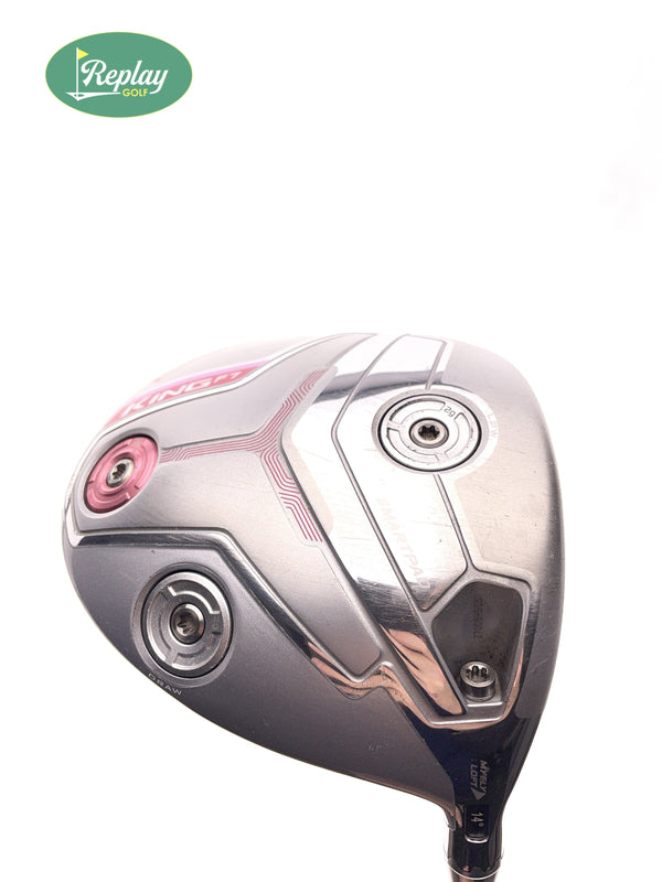 Cobra King F7 Ladies Driver / 11-14 Degrees / Fujikura Pro 50 Ladies Flex