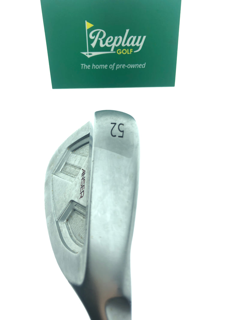 Ping Anser Forged Gap Wedge / 52 Degrees / X-Stiff Flex - Replay Golf