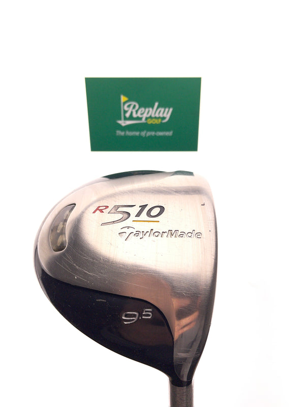TaylorMade R510 Driver / 9.5 Degrees / Graphite Regular Flex - Replay Golf