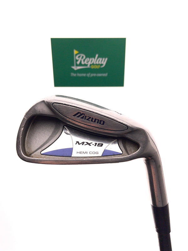 Mizuno MX 19 #6 Iron / Graphite Exsar Regular Flex - Replay Golf