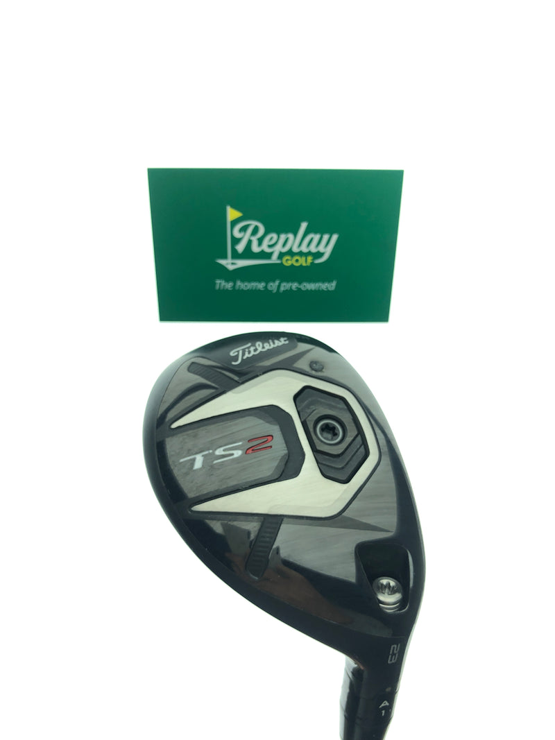 Titleist TS2 5 Hybrid / 23 Degrees / Kuro Kage Regular Flex - Replay Golf
