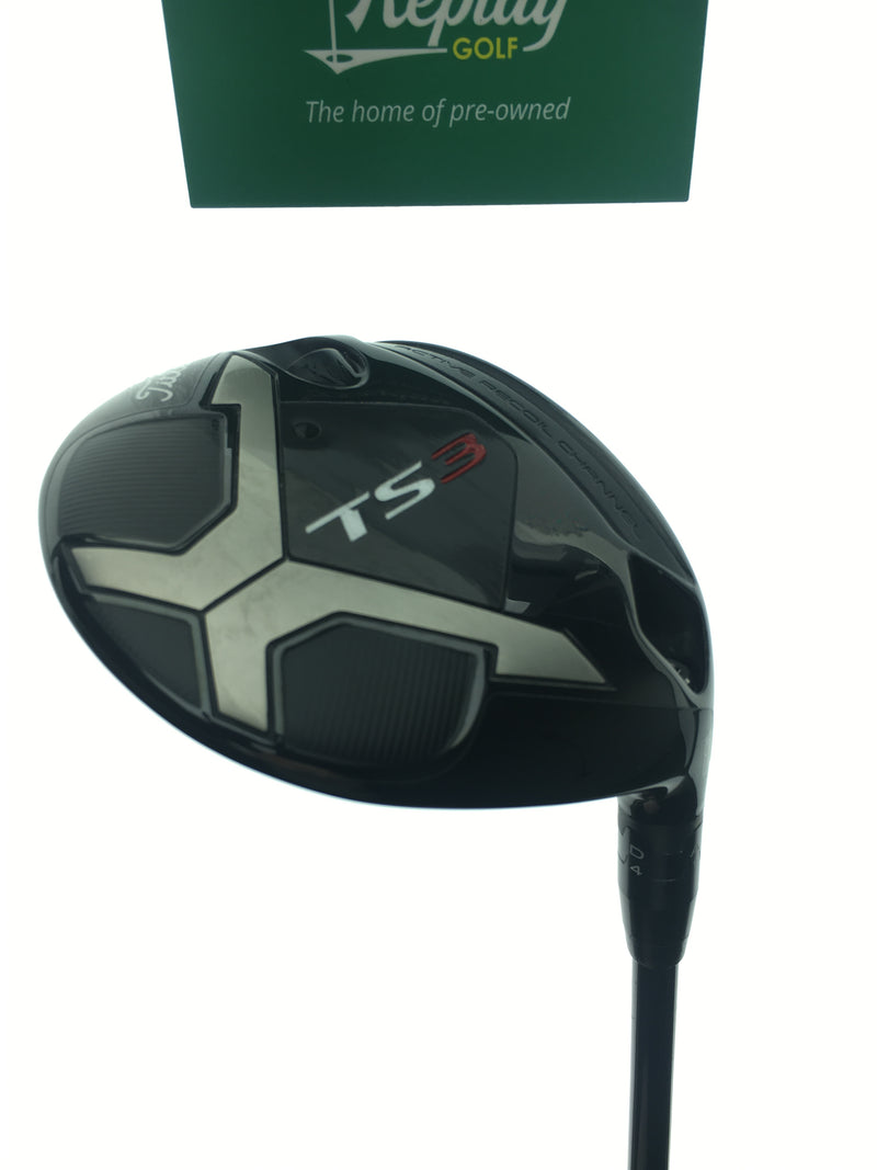 Titleist TS3 3  HL Fairway Wood / 16.5 Degrees / Mitsubishi Tensei AV Series 65 Stiff - Replay Golf