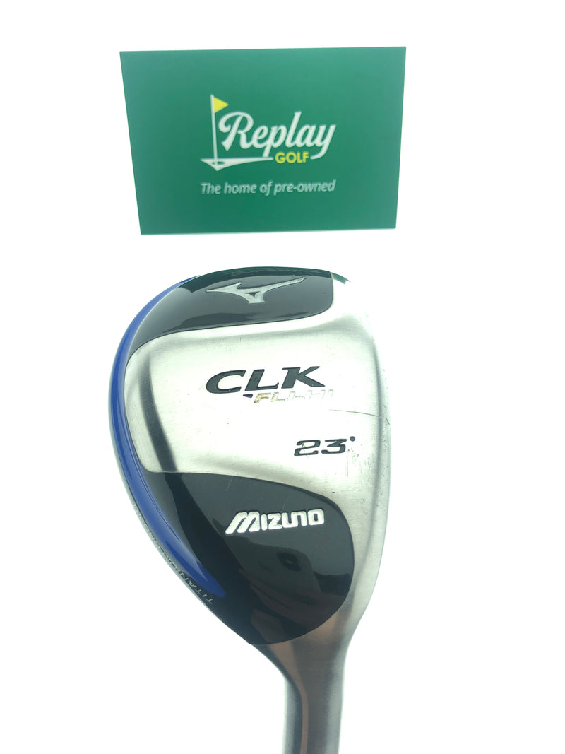 Mizuno Ladies Clk Fli-Hi 4 Hybrid / 23 Degrees / Ladies Flex - Replay Golf