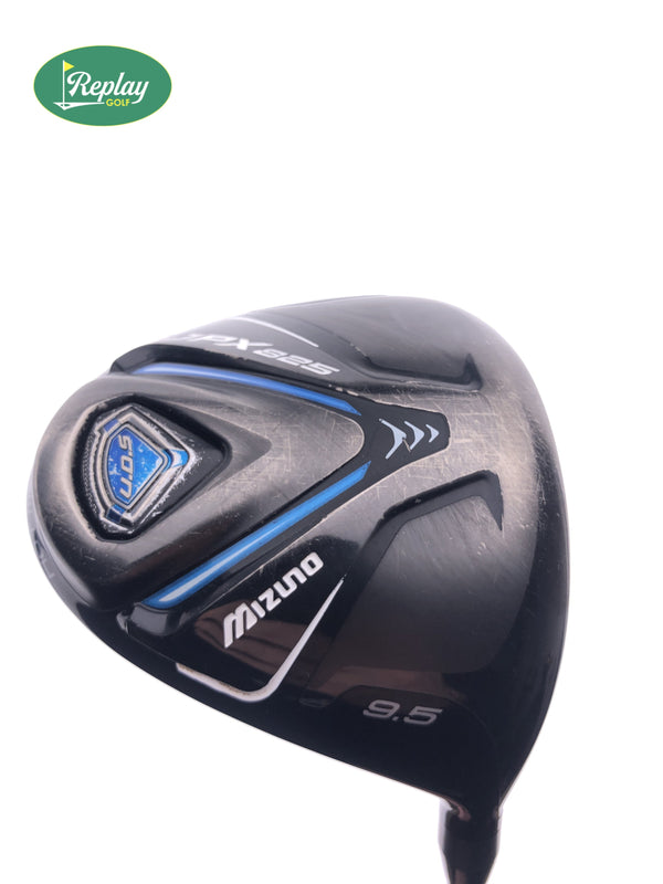 Mizuno JPX 825 Driver / 9.5 Degrees / Fujikura Orochi Stiff Flex - Replay Golf