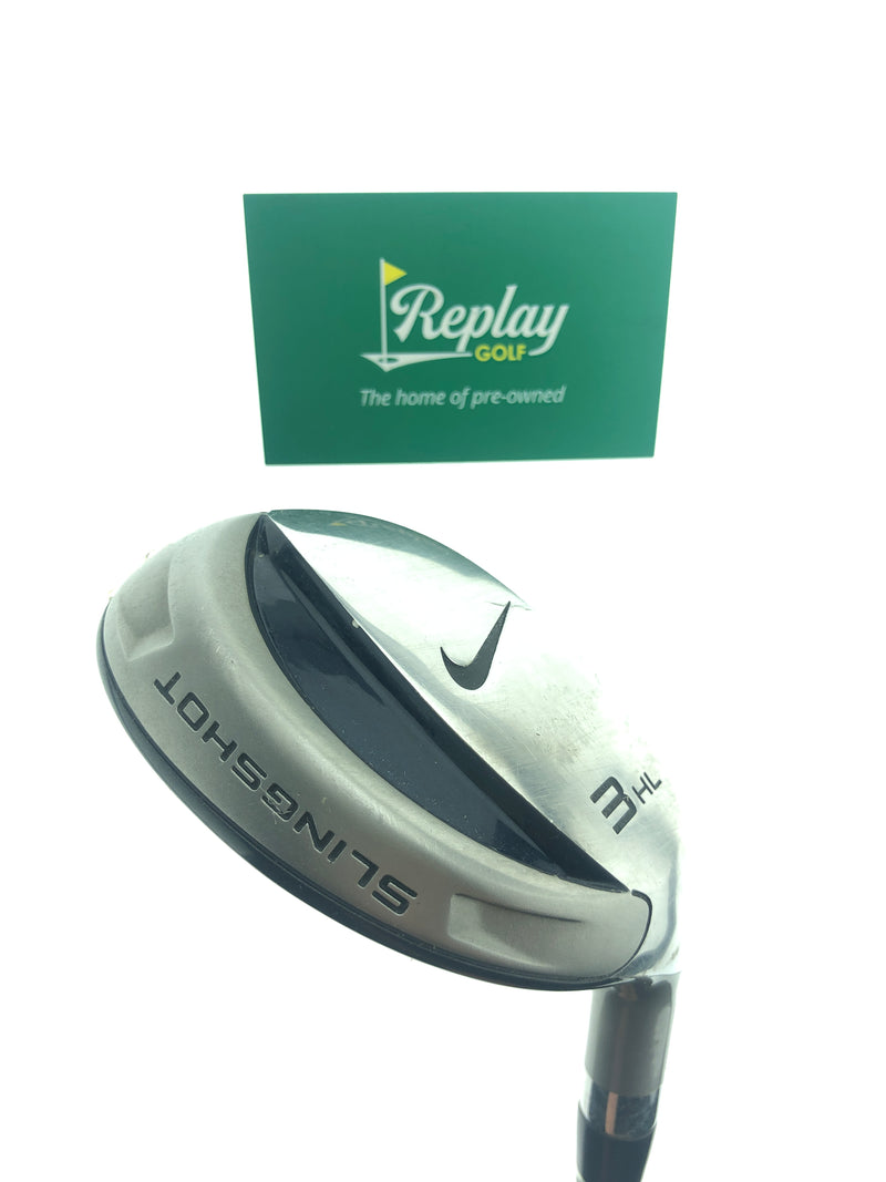 Nike Slingshot HL 3 Hybrid / Graphite Regular Flex - Replay Golf