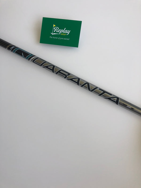 Aldila Quaranta 40 W Driver Shaft / Ladies Flex / Callaway Tip
