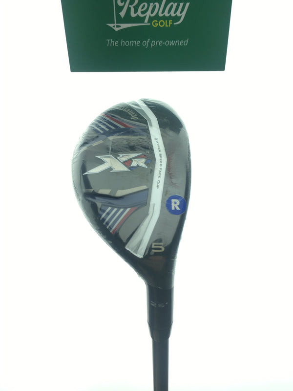 Callaway XR 5 Hybrid / 25 Degrees / Project X 5.5 Regular Flex - Replay Golf