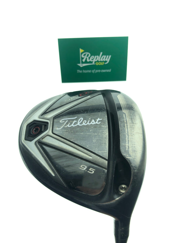 Titleist 915 D3 Driver / 9.5 Degrees / Aldila Rogue 110 MSI 60 Stiff Flex - Replay Golf