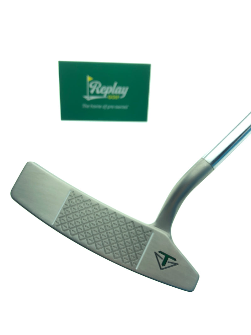 Odyssey Toulon Design Long Island Putter / 33.5 Inch - Replay Golf