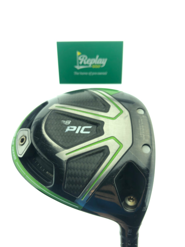 Callaway GBB Epic Driver / 10.5 Degrees / Clear 62 3.8 Stiff Flex - Replay Golf