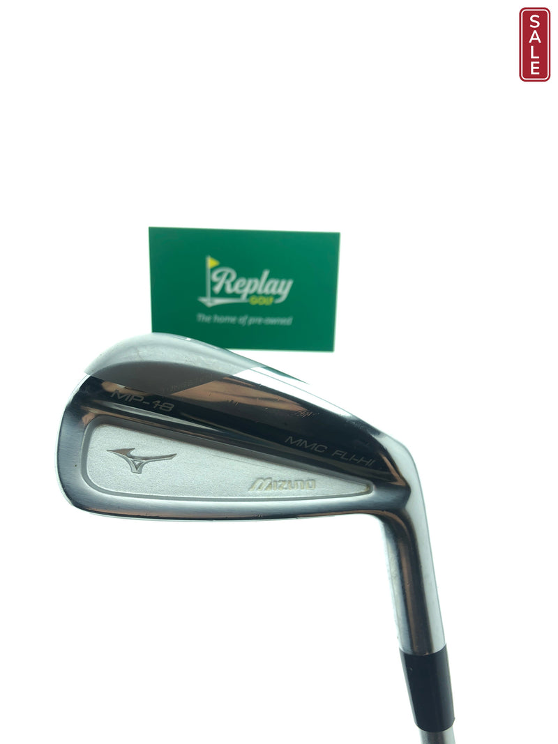 Mizuno MP-18 MMC Fli-Hi 4 Iron / 22 Degree / KBS Tour C Taper Lite 105 Regular Flex - Replay Golf