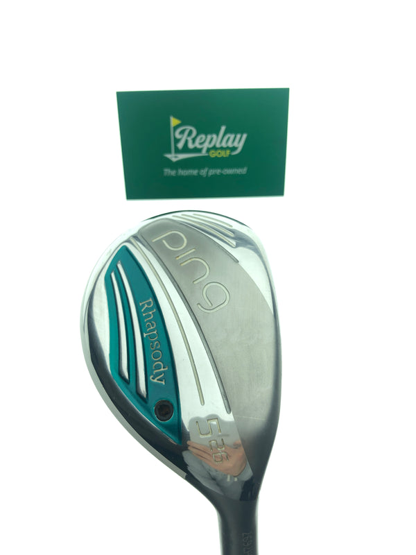 Ping 2015 Rhapsody 5 Hybrid / 26 Degrees / Ping ULT 220 Ladies Flex
