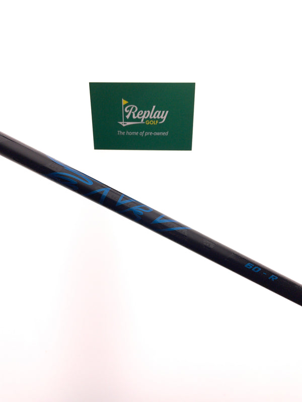 Aldila NV Blue 60 Driver Shaft / Regular Flex / Cobra Adapter