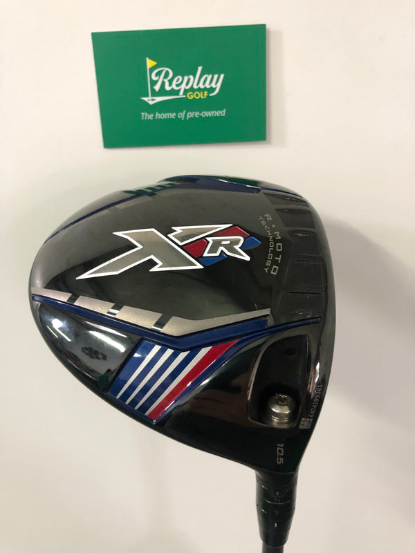 Callaway XR Driver / 10.5 Degree / Project X 5.5 Regular Flex