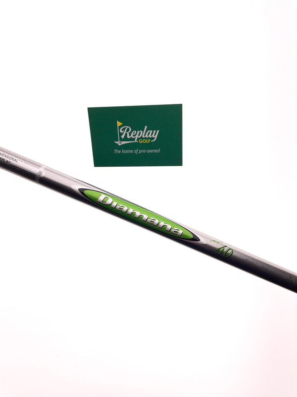 Mitsubishi Diamana M+40 Driver Shaft / Ladies Flex / CallawayAdapter
