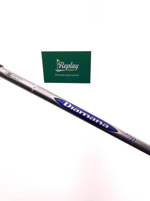 Mitsubishi Diamana S+70 Fairway Shaft / Stiff Flex / Titleist Adapter